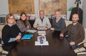 El Ayuntamiento de Marratxí y ASPROM firman un acuerdo de colaboración para mejorar la calidad de vida del colectivo